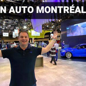 J'ai besoin de votre aide pour l'achat d'un nouveau véhicule!  Salon de l'Auto de Montréal 2020