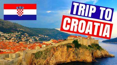 TRAVEL GUIDE TO CROATIA | Dubrovnik, Zagreb, Korcula, Plitvice Lakes, Krka National Park