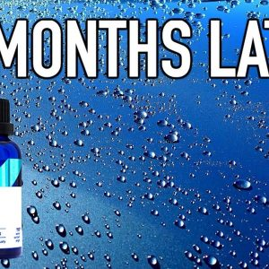 10-MONTH UPDATE CERAMIC COATING !!! + CHEMICAL TESTS !!