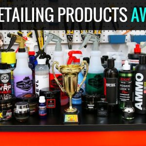 2017 CAR DETAILING PRODUCTS AWARDS + MASSIVE GIVEAWAY !!