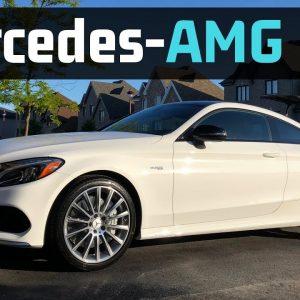 2018 Mercedes AMG C43 NEW CAR DETAIL: INTERIOR & EXTERIOR !!   [ASMR]
