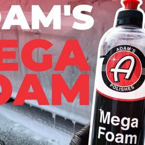 ADAM'S MEGA FOAM : NEXT LEVEL FOAM !! OMG !