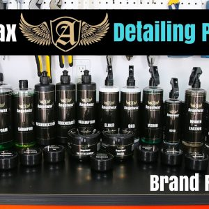 ANGELWAX Car Detailing Products Brand Review