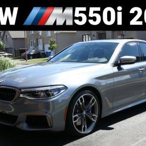 BMW M550i 2018 : Lavage complet intérieur et extérieur.  (MA VOITURE !!!)