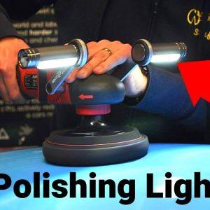 Buff Brite Flamethrower Professional Polishing Light REVIEW !!