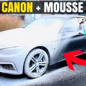 CANON À MOUSSE : TUTORIEL !!