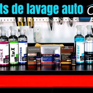 CarPro: Produits d'Esthétique de Voiture !!