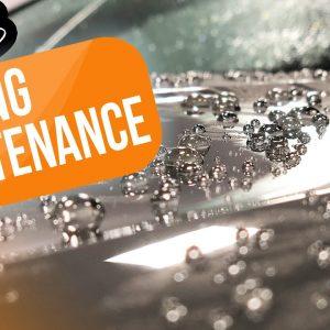 Ceramic Coating Your Car At Home: PART 3 - COATING MAINTENANCE