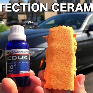 Comment Appliquer Une Protection Céramique Sur Votre Voiture !!