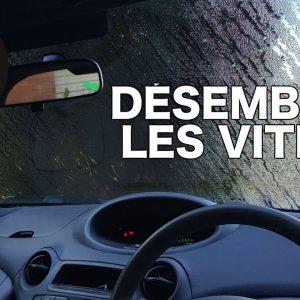 Comment désembuer les vitres de votre véhicule rapidement!!