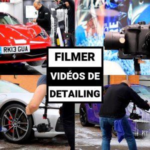 Comment filmer des vidéos de detailing!! (avec Staffordshire Car Care)