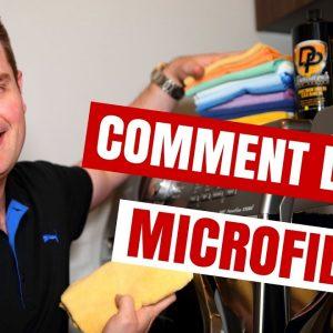Comment Laver Des Chiffons Microfibres !!