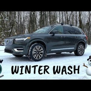 Complete Exterior & Interior Detailing of a Volvo XC90 !!