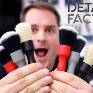 DETAIL FACTORY DETAILING BRUSHES : The Softest Brushes !! (+ GIVEAWAY !!)
