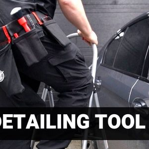 Detailer's Helper TOOL BELT : Save time, money and be more efficient!!
