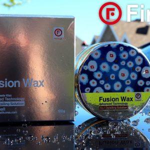 Effet Déperlant de la Cire Fireball Fusion Wax !!!