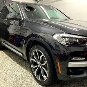 Entretien esthétique haut de gamme | BMW X3 2019