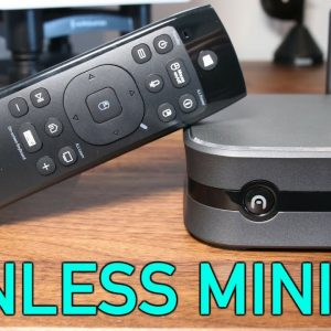 FANLESS MINI PC REVIEW: Azulle Byte Plus