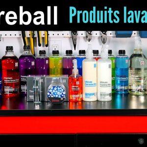 Fireball: Produits d'Esthétique de Voiture !!