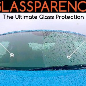 GlassParency : High End Glass Protection !! (+ Application TUTORIAL)