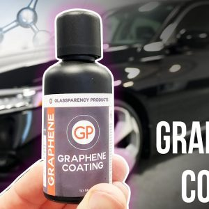 GRAPHENE COATING by GlassParency! The Future of Paint Protection!