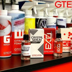 GTECHNIQ detailing products : Brand Review !!