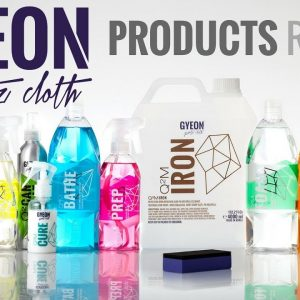 GYEON Detailing Products Brand Review!