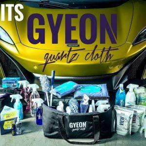 GYEON : Produits d'esthétique de voitures!