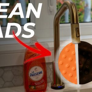 HOW TO CLEAN POLISHING PADS... QUICK & EASY !!