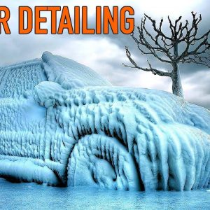 HOW TO DETAIL YOUR CAR FOR WINTER !!  (PART 2)