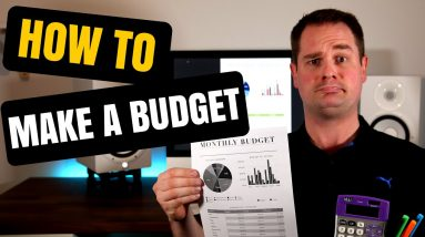 HOW TO MAKE A BUDGET THE EASY WAY !!!