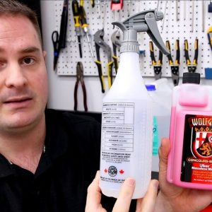 How To Make Your Own Quick Detailer !!