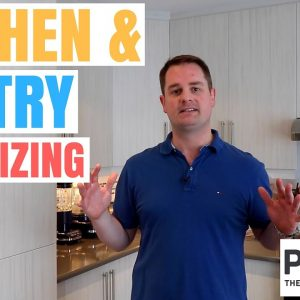HOW TO ORGANIZE YOUR KITCHEN !!!