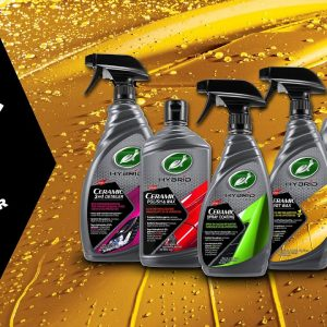 How to use Turtle Wax Hybrid Solutions products!  And in what order!