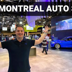 I NEED YOUR HELP IN SELECTING A NEW SUV !!  2020 MONTREAL AUTO SHOW