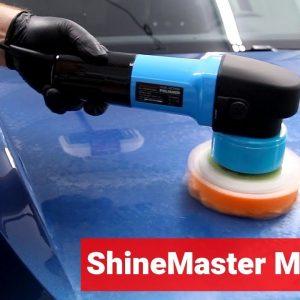 NEW MaxShine / ShineMaster M8S : The BEST entry level dual action polisher under $90 !!