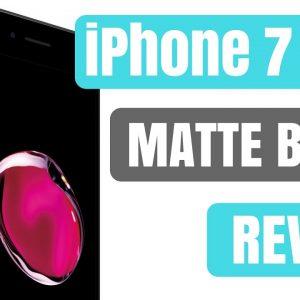 iPhone 7 Plus (matte black) | REVIEW