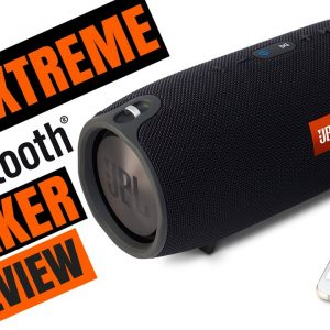 JBL Xtreme Wireless Bluetooth Speaker (UNBOXING & REVIEW)