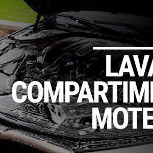 Lavage du compartiment moteur de ma BMW M550i !! (ASMR)