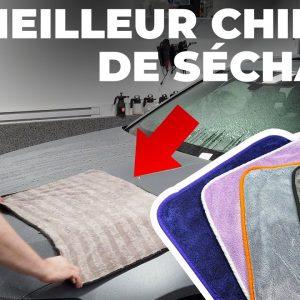 LE MEILLEUR CHIFFON DE SÉCHAGE ?!?