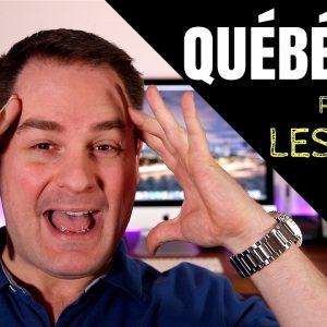 Le Québécois Pour Les Nuls !!!  (Expressions québécoises)