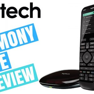 LOGITECH HARMONY ELITE REVIEW (Best Universal Remote Control)