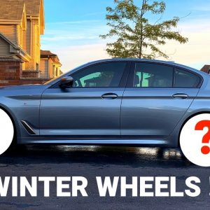 My NEW winter wheels and tires !!  (MODZ #1)