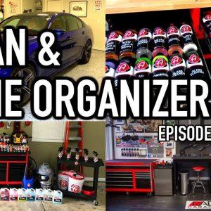 My viewers' detailing setups! Pan & The Organizers Episode #2