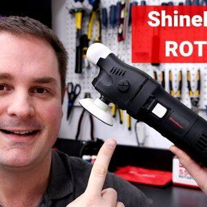 NEW MaxShine / ShineMaster M550 ROTARY polisher!