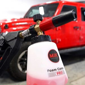 """NEW MJJC FOAM CANNON """"S"""" AND FOAM CANNON PRO !!  TEST & REVIEW !!"""