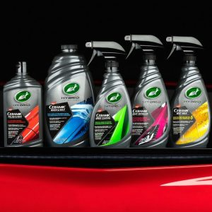 NEW TURTLE WAX Hybrid Solutions products unveiled for 2020 !!