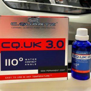 Nouvelle Protection Céramique CarPro CQuartz UK 3.0 !!
