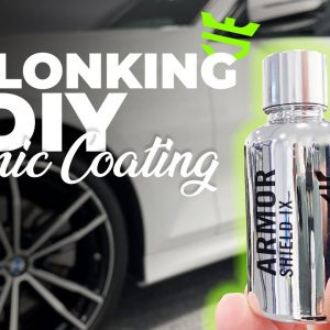 AvalonKing Armor Shield IX: a DIY ceramic coating that you guys recommended!