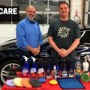 OPTIMUM Car Care Products: Brand Review ft. Yvan Lacroix!  (PART 1)